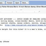 Dumb Craigslist Emails