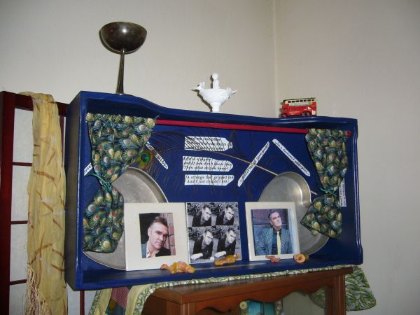 morrissey shrine