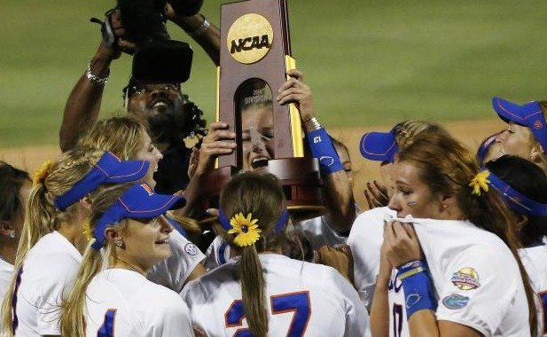 college womens softball world series ncaa