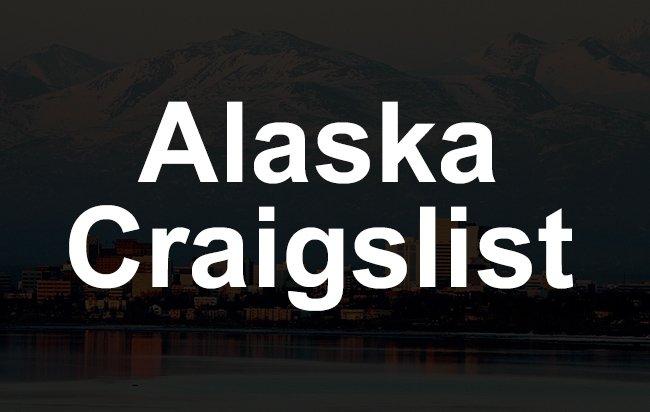 Alaska craigslist