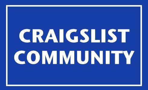 craigslist community