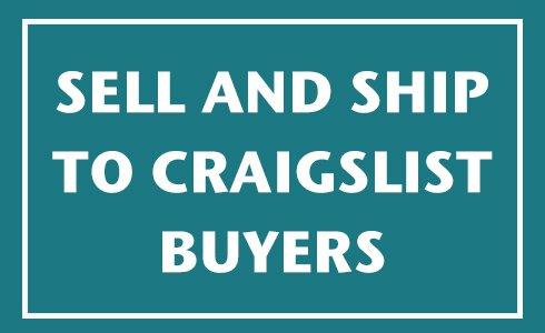 sell ship items craigslist